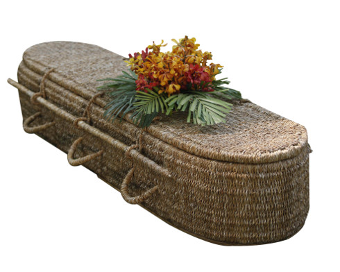 Seagrass Eco Coffin