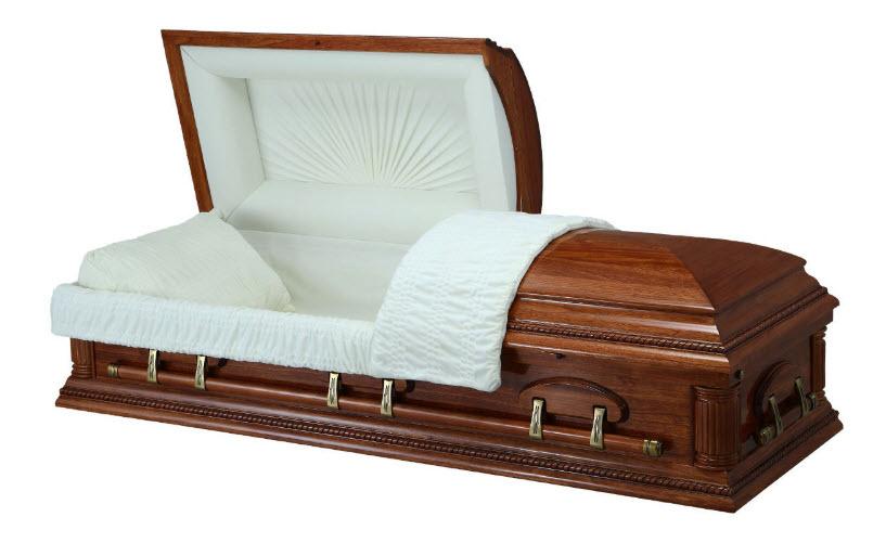 tribute-casket
